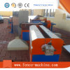 Cable de metal de la máquina de revestimiento de plástico