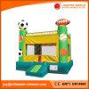 Partido de Fútbol de 2018 Moonwalk inflable Gorila de diversiones para niños (T1-202)