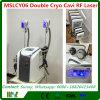 2017 машина Mslcy06 красотки лазера RF новой кавитации Cryolipolysis прибытия 2 многофункциональная