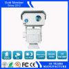 macchina fotografica del CCTV della nebbia HD PTZ del Telephoto del laser di Infrared 2km di 3km