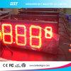 LED Haute luminosité extérieure résistante aux intempéries signe le prix du carburant