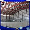 Edificios galvanizados del hangar de los aviones de la estructura de acero
