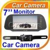 7  système de secours d'appareil-photo du miroir Monitor+Car de couleur de Rearview d'inverse de voiture d'affichage à cristaux liquides de TFT