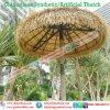 Thatch sintetico a prova di fuoco che copre il coperchio messicano 24 del capo della pioggia del Thatch del Bali Java Palapa Viro del Thatch di Rio del Thatch a lamella artificiale della palma