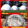新しいデザインケイタリングのための白い直径10mの測地線ドームのテント