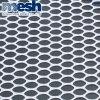 50 de HDPE de efecto invernadero de malla malla de redes de insectos de plástico