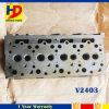 Cabeça de cilindro do motor V2403 para as peças de motor de Kubota