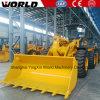 Meilleur chinois vendant le chargeur de roue de 5 tonnes avec la position 3cbm