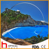 Semi-finis 1.60 Revêtement de Spin photochromiques lentille optique