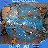Bola colorida del agua para jugar de la piscina del parque del agua