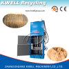 Máquina empacadora de fibra de algodón/máquina empacadora