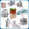 A 2ª Geração com máquinas para fabricação de salsicha