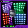 iluminação RGBW 5X5 Cel 30W do estágio do diodo emissor de luz dos antolhos da matriz 25PCS (LY-025N)
