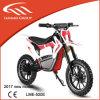 Bicicleta elétrica da sujeira de 2 rodas para miúdos com a roda de 10 polegadas