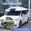 Fábrica direta dobrável pára-brisa de carro retrátil Sun Shade