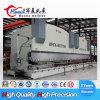 Máquina de dobra em tandem hidráulica da placa 2-Wc67k de Huaxia