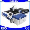 CNC métal Laser de la faucheuse pour la découpe du tuyau de feuille de métal plat
