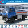 새로운 상태 170HP Q235 탄소 강철 연료유 유조 트럭