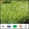 Hierba verde del paisaje natural para ajardinar del piso