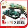 Gran capacidad de una enorme presión de vacío máquina de ladrillos de arcilla de la extrusora