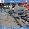Tubo de acero certificado CE Granallado Máquina/máquina de chorro de arena