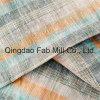 Coloridos lino 100% tejido de malla (QF16-2503)