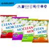 Pó detergente para uso hoteleiro e hospitalar