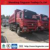Sinotruk HOWO 6*4 덤프 트럭 371/336 HP 디젤 엔진