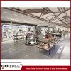 Дизайн интерьера магазина ботинок повелительниц верхнего сегмента для роскошного универмага