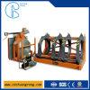 De Machine van het Lassen van de Fusie van het Uiteinde van de Montage van de Pijp van pvc (DELTA 800)