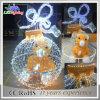 休日の装飾LED 3Dくまの屋外か屋内クリスマスの照明