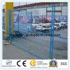 Zaun 6FT x 9FT Baustelle-Sicherheits-Fechtenpanel-Schweißungs-Ineinander greifen2 des Temp- X4