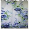 Цветастая ткань шнурка вышивки для платья венчания Vt-120423