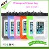 Caja del filtro impermeable del teléfono móvil del PVC de la alta calidad