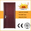 새로운 디자인 실내 나무 MDF 문 PVC 필름 (SC-P039)