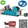 Máquina de papel de servilleta de 3 pliegues de alta velocidad