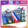 Saleのための2016人の子供Indoor Playground Big Slides