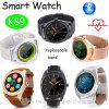 Reloj elegante de Digitaces con la tarifa K89 de Waterproof&Heart del chapoteo