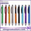 Многофункциональная ручка шарика сжатия комфорта пер Ballpoint с резиновый концом