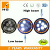 고/저 Beam 7  Halos를 가진 60W LED Replacement Headlights