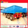 容器の貨物のための広く利用された半側面のトラックのトレーラー