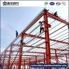 Bewegliches modulares Fertighaus-vorfabriziertes Gebäude-Stahlkonstruktion für Werkstatt/Lager