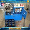 高品質の自由なダイスフィン力の油圧ホースのひだが付く機械