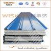 Расширенная высоким качеством панель сандвича Plystyrene EPS для цены по прейскуранту завода-изготовителя стены/крыши