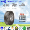 Rad Loader OTR Brand Tyre/Tire mit Label