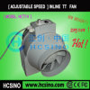 플라스틱 Axial Inline Duct Fan 또는 인라인 Duct Fan (HCTT-V)