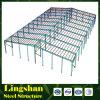Projeto ultramarino industrial da construção de aço da estrutura pré-fabricada da oficina