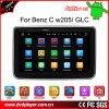 Stereo Android 5.1 автоматический для игрок OBD GPS c W205/Glc, навигация GPS соединения WiFi ЛИМАНДЫ