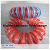 Le flexible pneumatique haute pression PE avec la Certification SGS