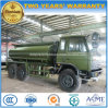 10 Kiloliter Dongferng 6X6 gehen überall 10000 Liter Kraftstofftank-LKW-für Verkauf